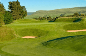 golf courses at Gleneagles, Crieff, Auchterarder, Muthill, Comrie, St. Fillans